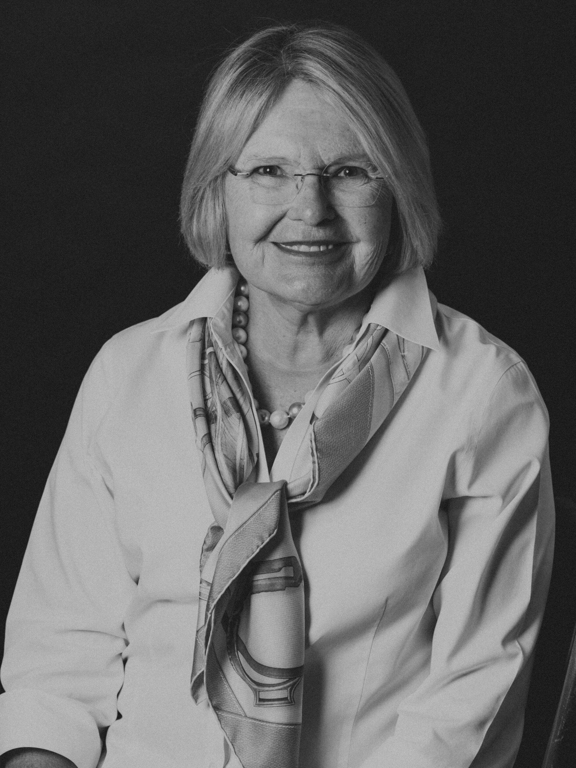 Rosemary Talley, founder of Talley Vineyards.